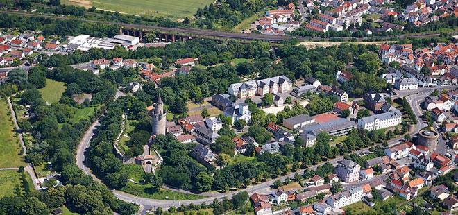 Meine Stadt Friedberg Hessen